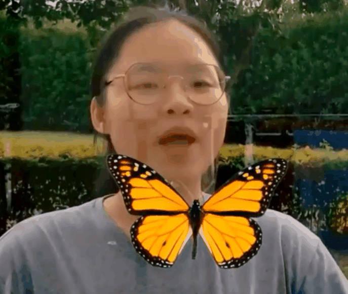 希望在以后的课程教学中我也能将玻璃后视频运用起来——王雅婷